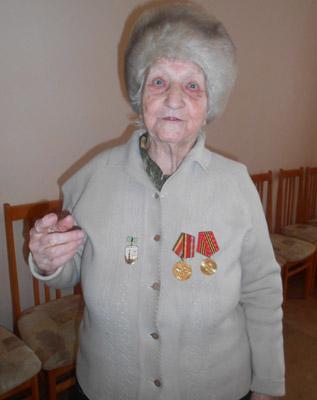 Лидия Федоровна