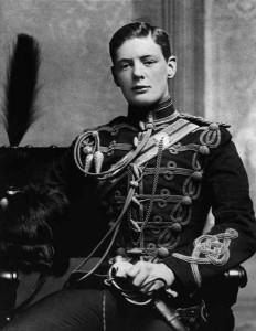 Юный Черчилль