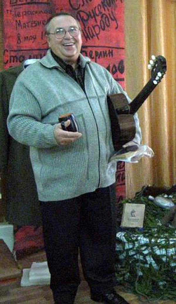 Сергей Орешкин -зарифмованная душа