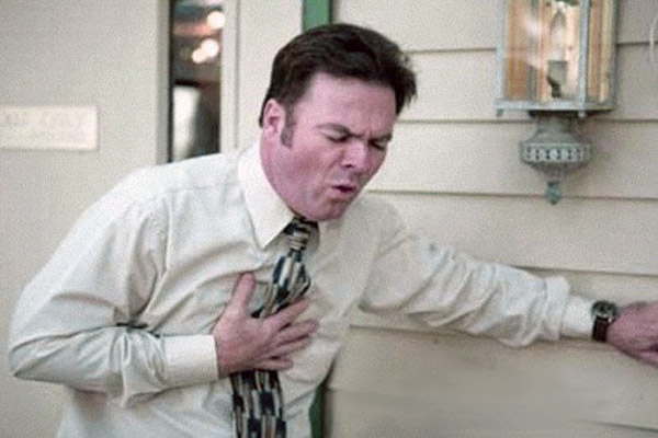 Обострение астмы - опасное состояние
