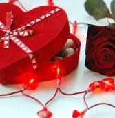 Февраль и День Святого Валентина