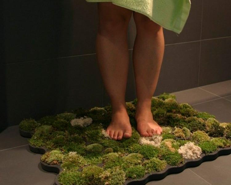 Вы купаетесь - мох растет.