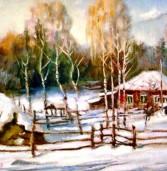 Будь вечно здоров, товарищ Петров! 90 лет художнику из Камышина