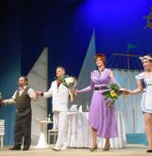 Новый «Свадебный марш» в Камышинском драматическом театре