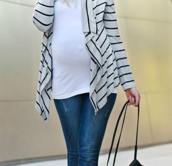 Мода для будущих мам есть! Ее не может не быть!