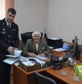 Первому начальнику ГАИ в Камышине посвящается